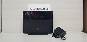 modem tim hub + PLUS MODELLO 2020 ZTE ROUTER WIFI 6 VDSL EVDSL FIBRA