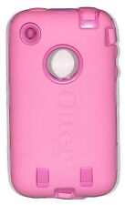 Pink Authentic Otterbox Defender Case Holster Belt Clip Apple iPhone 3G 3Gs