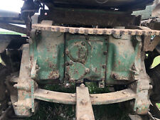 Antique John Deere Mc Crawler Dozer Track Non Running
