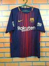 Barcelona Jersey 2017 2018 Home M Shirt Nike Football Soccer 847255-456