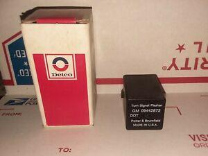Delco 9442872 O.E.M. Turn Signal Flasher 88-95 GM