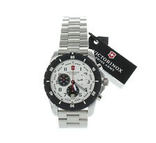 Victorinox Swiss Army Maverick Sport Chrono Stainless Steel Watch for Men 241681