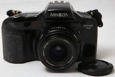 Minolta Dynax 7xi AF 35mm SLR Film Camera Body c/w Minolta AF 28mm f/2.8 LensKit