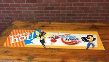 Huge DC Super Hero Girls Store Display Sign TOYS R' US 47 Inch Wonder Women Hot