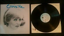 Nicole Croisille LP 1981 Pathe Marconi made in France record album Croisille