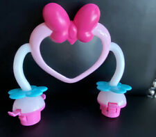 Disney Minnie Mouse PeekAboo Jumper Heart Mirror Beads Toy ~ Replacement Part