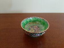Vintage Maling Bowl - Clematis