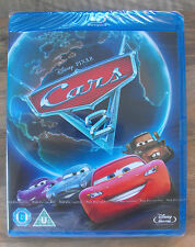 CARS 2 - DISNEY PIXAR - BLU RAY BRAND NEW AND SEALED