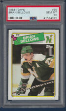 BRIAN BELLOWS 1988-89 TOPPS 88-89 NO 95 PSA 10 35692