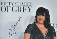 """E.L James """"Shades of grey"""" Foto 20x30 IN PERSON Autogramme signed"""