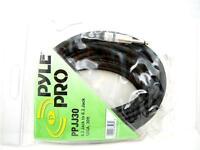 "30' FT PYLE-PRO 1/4"" to 1/4"" 12 GA Gauge Speaker Cable"