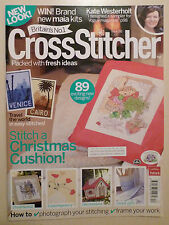 Cross Stitcher Magazine 193 Country Companions Horse & Carriage Christmas Venice