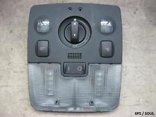 Inneraumleuchte Leseleuchte Audi A3 S3 8L A4 S4 B5 8D0947111S 6PS SCHWARZ Leucht