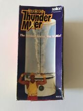 Sallon Hulk Hogan Thunder Mixer Drink Shakes 16oz Blender Wrestling WWF WWE (C)