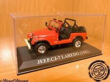 Jeep CJ-7 Laredo (1982) 1 43 Cj7