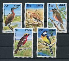 Kenia 283/87 postfrisch / Vögel ..........................................1/1655