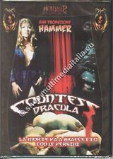 Countess Dracula. La morte va a braccetto con le vergini (1971) DVD