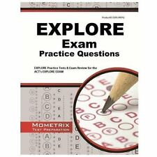 EXPLORE Exam Practice Questions: EXPLORE Practice Tests & Review for the ACT's E
