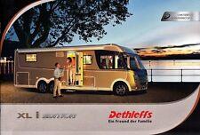 Dethleffs XL i aproximado Edition folleto 2014 +++++++++++++++++++++++++++++++++++++++