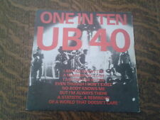 45 tours ub 40 one in ten