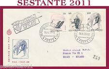 SAN MARINO FDC FAIP F.A.I.P. LE VIRTù CIVILI 1977 (321)