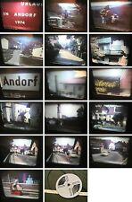 Super 8mm-Privatfilm von 1974-VW Käfer Urlaub in Andorf/Oberösterreich Ort,Straß