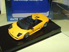 LAMBORGHINI MURCIELAGO Concept Car Jaune AUTOART