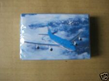 KOREAN AIR B747-400 airlines playing cards