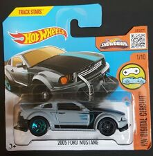 Hot Wheels 2005 Ford Mustang-Gris