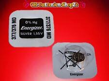 10 x Energizer 377 / 376 MD SR626SW SR66 AG4 1,55V Knopfzell UhrenBatterien