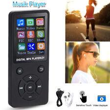 32GB MP3 MP4 TF Card Mini Music Player Portable Sports FM Speaker