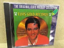 The Original Elvis Presley Collection #28 - Elvis Gold Records Volume 4 Cd