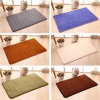 AU New 40*60CM Clean Step Mat Microfibre Doormat Non Slip Super Absorbent Carpet