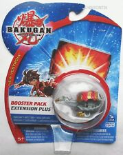 Bakugan WIRED Battle Brawlers Gray Haos Pop-Open Toy Figure New SEALED