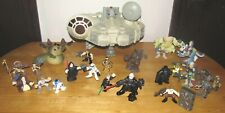 Huge Star Wars Playskool Galactic Heroes Action Figure Vehicle Lot Collection!