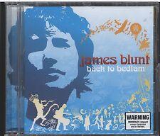 James Blunt - Back To Bedlam CD (vgc)