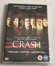 Crash - Sealed NEW DVD - Sandra Bullock