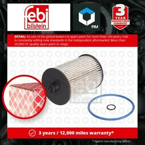 Fuel Filter fits VOLVO S60 Mk1 2.4D 01 to 10 30671010 30792514 8621882 Febi New