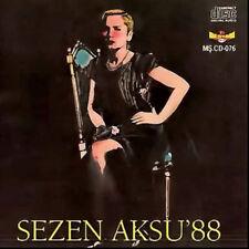 SEZEN AKSU - SEZEN AKSU 88 - CD ALBEN