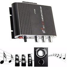 CN_ HiFi CD MP3 Radio Car Home Audio Stereo Bass Speaker Aluminum Amplifier _GG