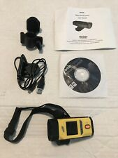 Vivitar Digital Helmet Camera With Nerf Case Rare Never Used