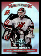 1997-98 Donruss Limited Exposure #150 Martin Brodeur/ Stephane Fiset (ref 33285)