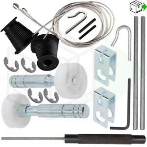 Henderson PREMIER Cones & Cables Roller Spindles Repair Kit GARAGE DOOR SPARES