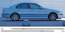 bmw e39 Alpina Style pinstripes side stripes 520, 525, 530, 535, 540