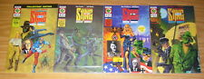 Sting of the Green Hornet #1-4 VF/NM complete series with posters - kato 2 3 set