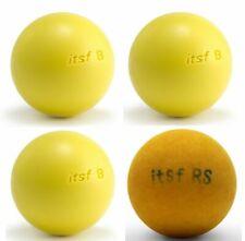 3 balles baby-foot pro compétition ITSF B  homologuées BONZINI +1 balle itsf RS