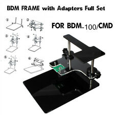 BDM FRAME with Adapters Set for BDM-100/CMD/FGTECH V54 / Fit Original FGTECH ECU