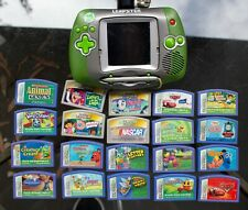 Leapster Learning Game System by Leap Frog + 20 Games