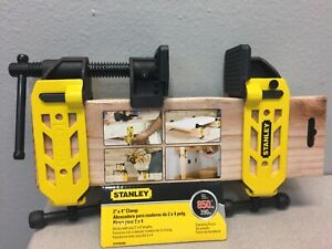 Stanley STHT83166 4 in. x 1 in. D Clamp 400 lb.