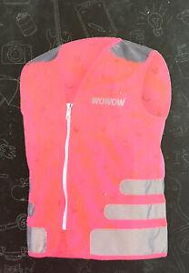 Wowow Nutty Jacket Reflective Waistcoat For Cyclists etc.Kids.M